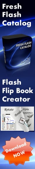 Flash flip book sowftware